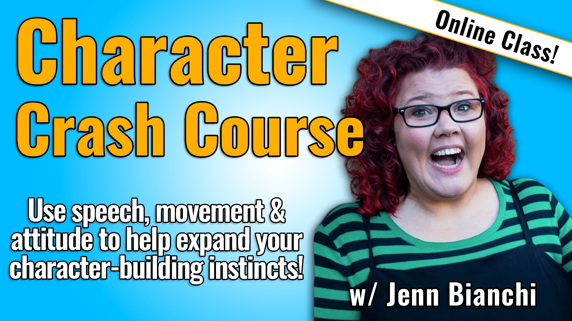 Character Crash Course